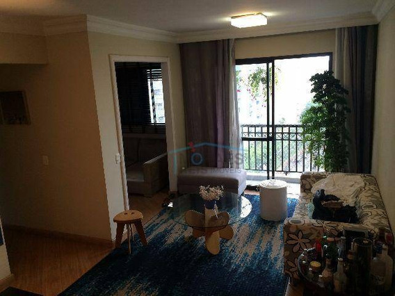 Apartamento Residencial À Venda, Jardim Colombo, São Paulo. - Ap12571