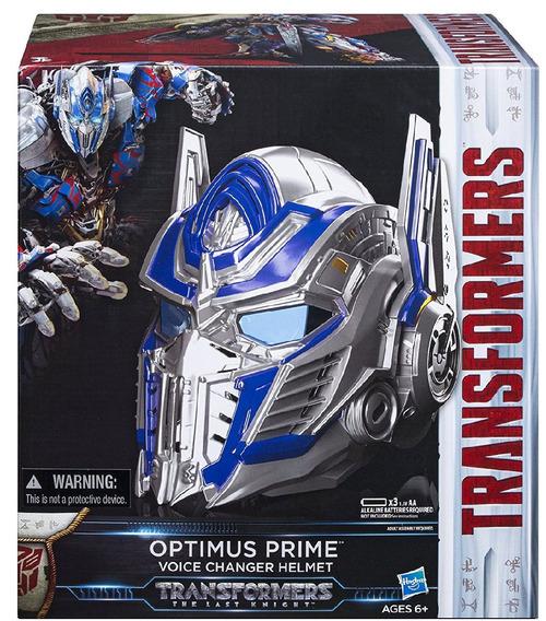 Optimus Prime Voice Change Helmert