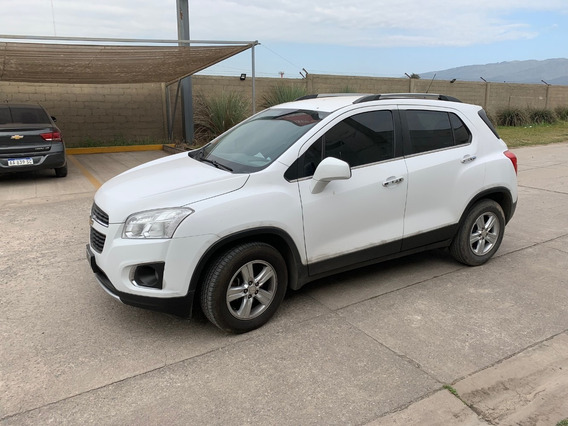 Chevrolet Tracker Ltz Fwd 4x2 1.8 Manual