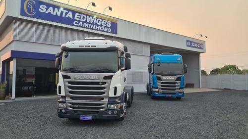 Imagem 1 de 7 de Scania R440 6x4 2013\2013