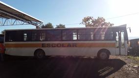 Ônibus Mercedes Benz 1318 Escolar/ Urbano - 1989