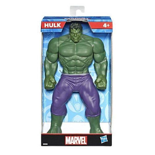 Imagem 1 de 2 de Boneco Hulk Vingadores 25cm Olympus - Hasbro E5555