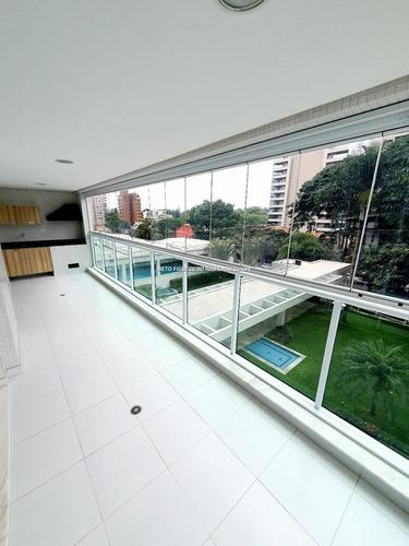 Imagem 1 de 15 de Apartamento - Indianopolis - Ref: 4157 - V-torredecrj