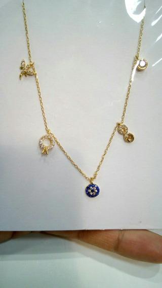 Collar En Oro De 14 K Garantisado