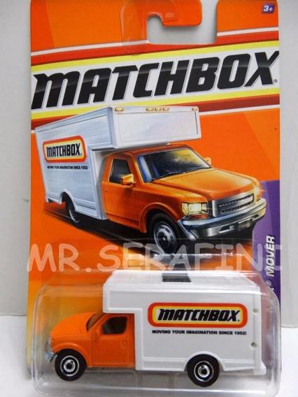 Matchbox Mattel Mbx Mover Escala 1/64 Nuevo En Blister