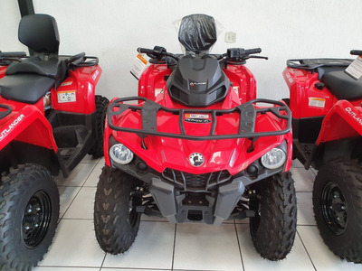 Quadriciclo Can-am Outlander 570 Max 2020 Ok