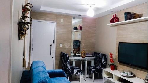 Apartamento Com 2 Quartos, 50 M² Por R$ 200.000 - Santa Rosa - Niterói/rj - Ap46698