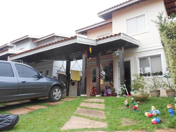 Sobrado Residencial À Venda, Chácara Primavera, Campinas. - Ca2959