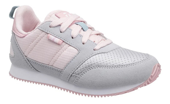 Zapatillas Topper C Moda T 700 Kids Niña Gr/rs