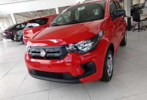 Fiat Mobi Vermelho 0km 2020