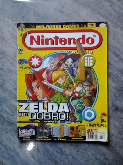 Nintendo World #33 Zelda Em Dobro