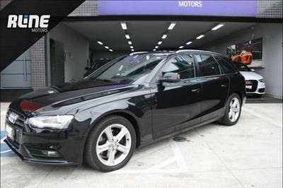 Audi A4 Avant 2.0t Ambiente 2014 Blindado Nivel 3a Bss