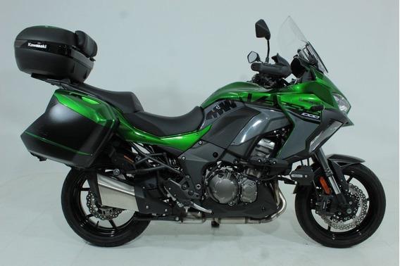 Kawasaki Versys 1000 Grand Tourer Abs 2020 Verde