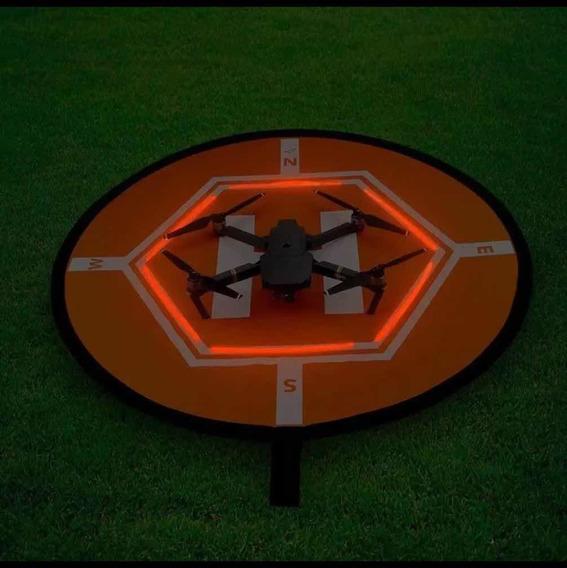 Trem De Pouso De 80cm Para Drone - Brilha No Escuro Lacrado
