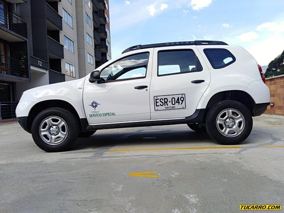 Renault Duster Expresion-zen 1600 Cc 4x2