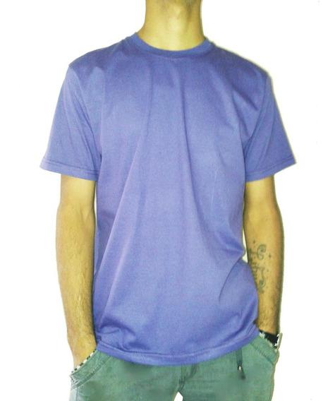 Remeras Lisas Jersey 20/1 Peinado Xs Al Xl Algodón 100%