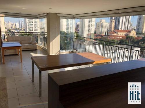 Apartamento À Venda, 213 M² Por R$ 2.780.000,00 - Ipiranga - São Paulo/sp - Ap3836