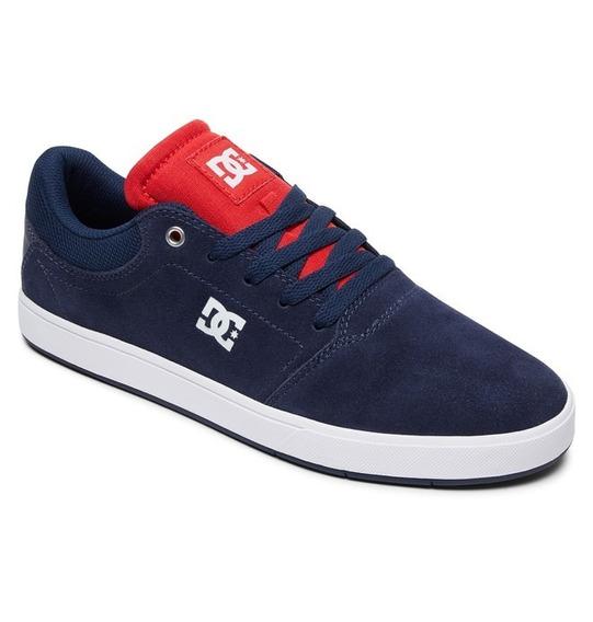 Zapatillas Dc Crisis Urbanas Skate Blue Red. (originales!)