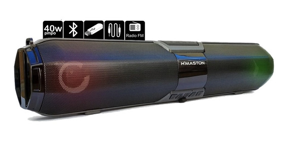 Home Theater Bluetooth Usb Micro Sd Radio Fm Aux Mic 40w