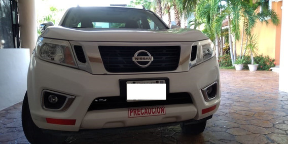Nissan Frontier Le Np300 2017 Blanca