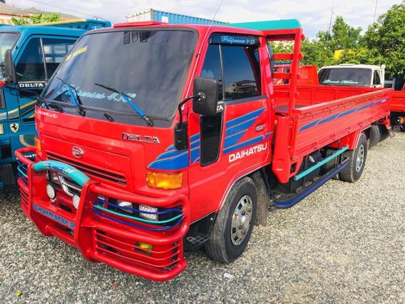 Super Oferta Camion Daihatsu Delta 1996 Cama Larga 100%