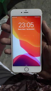 iPhone 6s Plus 32g , Sem Marca De Uso , Único Dono ..