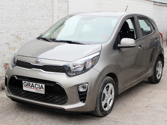 Kia Morning Ex 1.2 Mt 2017