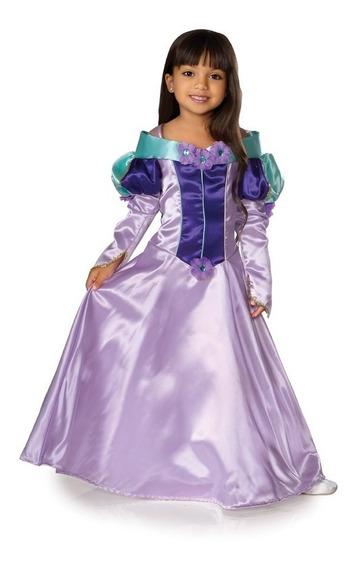 Disfraz De Princesa Con Tiara Para Niña Somos Tienda