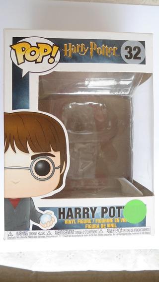 Leia Caixa Vazia Funko Pop! Harry Potter Com Profecia N°32