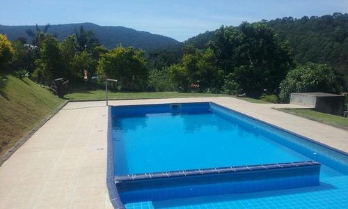 Chácara Residencial À Venda, Agua Espraiada, Atibaia. - Ch0002