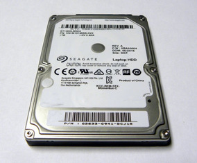 Hd 1tb Notebook Seagate Samsung Sata St1000lm024 9,5mm