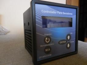 Usca / Controlador Para Geradores Com Ihm / Qta