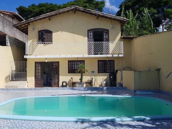 Casa Para Venda, 3 Dormitórios, Jardim Novo Embu - Embu Das Artes - 390