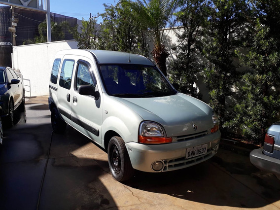 Renault Kangoo 1.6 Expression 16v Flex 4p Manual