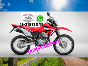 Honda Xr 250 Tornado 2018 0km Rojo 2018