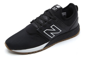 Tênis New Balance 247 Preto Masculino- Original
