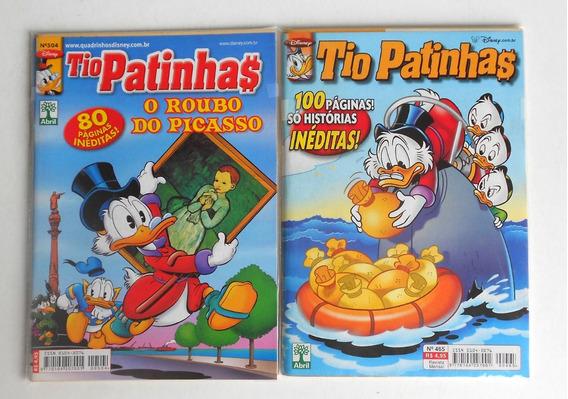 Tio Patinhas - 465/504 - F(393)