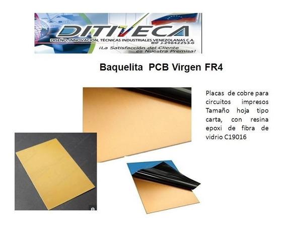 Bakelita Pcb Para Circuitos Impresos Electronico