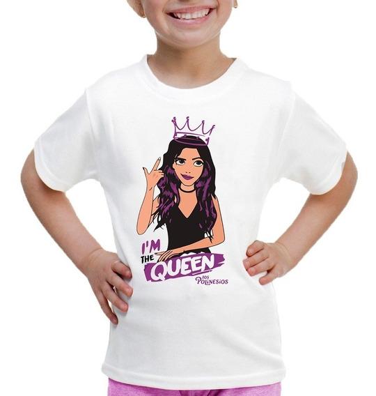 Playera Para Niñas De Los Polinesia Polinesios.