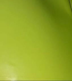 Scarpin Neon Vibe Amarelo Vinil Transparente Salto 11 Cm