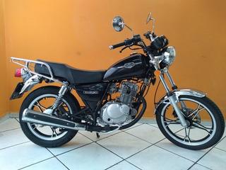 Suzuki Intruder 125 2014 Preta