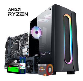 Pc Gamer Ryzen 3 2200g 8gb 1tb Hdmi Fortnite Lol Dota Pc4