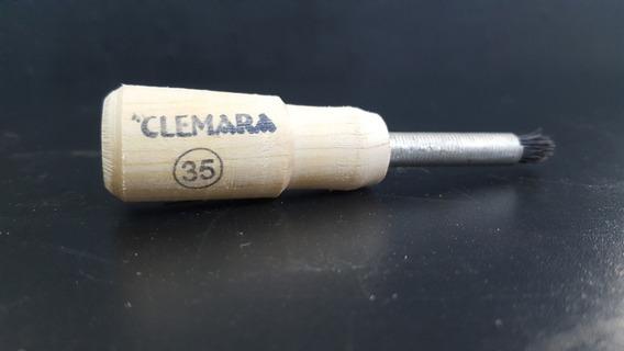 Pincel Rotativo De Pelo (clemara)