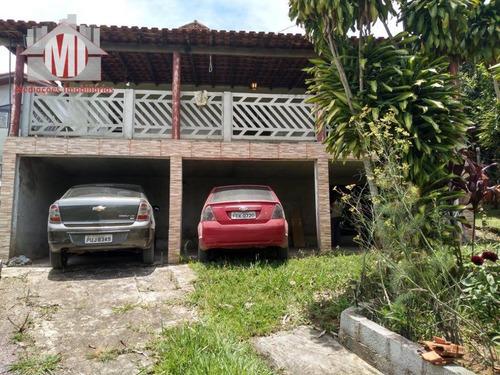 Chácara Com 02 Dormitórios À Venda, 350 M² Por R$ 215.000 - Zona Rural - Pinhalzinho/sp - Ch0597