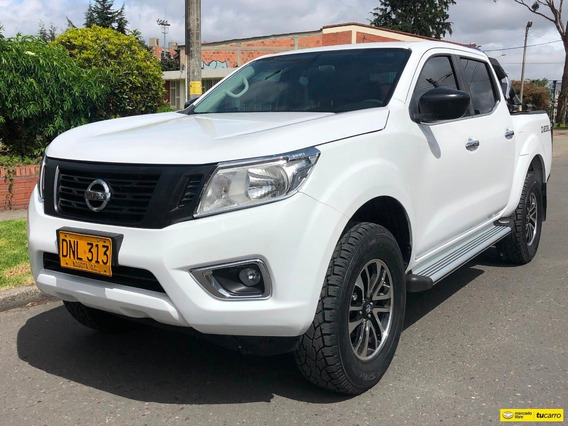 Nissan Frontier Np300 4x4 2500cc Tdi Mt Aa Dh