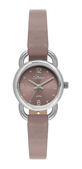 Relógio Condor Feminino Co2035kxh/3m Mini Couro By Anitta