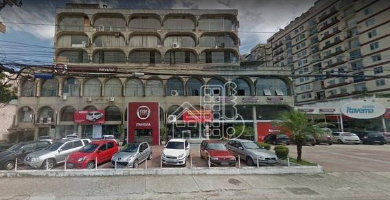 Prédio À Venda, 14000 M² Por R$ 16.000.000,00 - Méier - Rio De Janeiro/rj - Pr0013