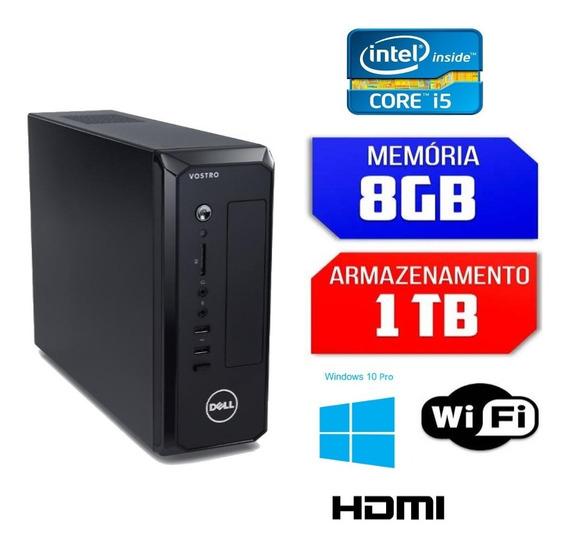 Desktop Dell Vostro 270s I5 2.80ghz 8gb Hd 1tb Promoção