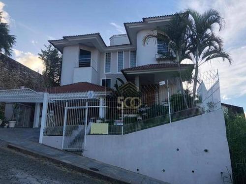 Imagem 1 de 30 de Casa À Venda, 373 M² Por R$ 1.380.000,00 - Carvoeira - Florianópolis/sc - Ca0669