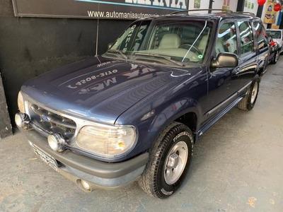 Ford Explorer Xlt 4x4 4.0 V6 (aut) Gasolina Automático